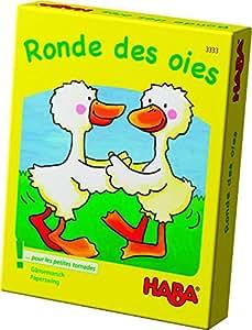 Haba - Jeu de Cartes Ronde des Oies