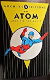 img - for Atom Archives HC Vol 01 book / textbook / text book