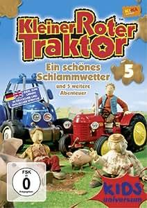 Kleiner Roter Traktor 5 - Ein schönes Schlammwetter
