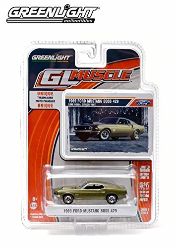 Greenlight GL Muscle Series 9 - 1969 Ford Mustang Boss 429