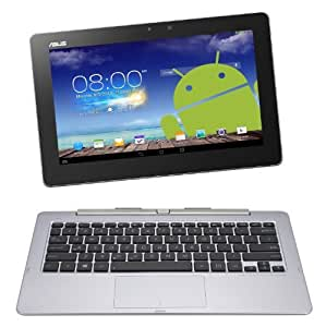 Asus Transformer Book Trio TX201 29,46 cm (11,6 Zoll) Convertible Tablet PCs (Intel core i5 4200U 1,6GHz, 4GB RAM, 500GB HDD, Intel HD, Windows 8, Android, Touchscreen) schwarz