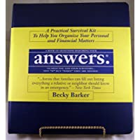Answers: A Practical Survival Kit To Help You Organize Your Personal and Financial Matters
