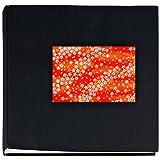 """Japan Fotoalbum SAKURA gro�es und hochwertiges Buchalbum mit Yuzen Japanpapier Motiv japanische Kirschbl�ten Gr��e 32,5 x 33,5 und 40 Seitenvon """"Japan Shop Yumeya"""""""