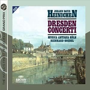 Concertos De Dresde (Dresden Concerti)