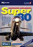 Ultimate Airliners: Super 80 Add-On for Microsoft Flight Simulator X (PC CD)