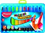 Maped Color'Peps Smoothy Gel Crayons...