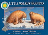 img - for Little Walrus Warning - a Smithsonian Oceanic Collection Book (Mini book) book / textbook / text book