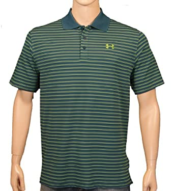 Under Armour Mens Heat Gear Performance Polo Shirt-2XL