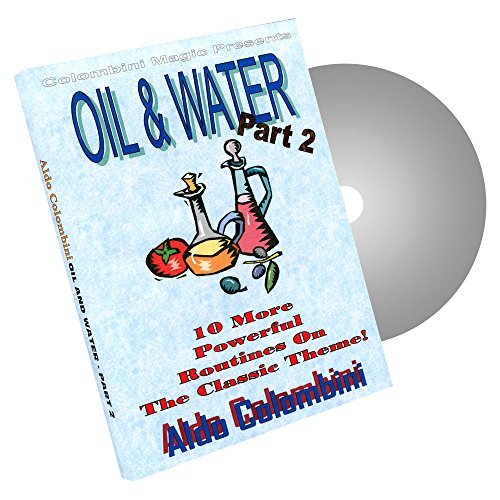 MMS Oil and Water Part Two by Wild-Colombini Magic DVD