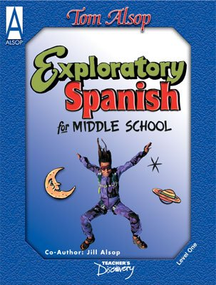 Exploratory Spanish for Middle School Book