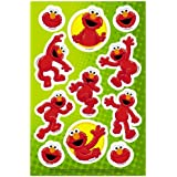 Hooray For Elmo Stickers (2 count)