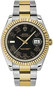 NEVER WORN ROLEX OYSTER PERPETUAL DATEJUST II MENS WATCH 116333