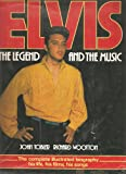 img - for Elvis..The Legend And The Music book / textbook / text book