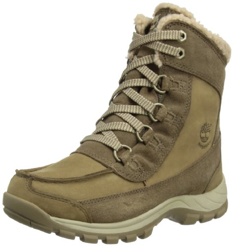 Timberland Women's Chillberg FTW_EK Chillberg HP Premium WP Boot Boots Brown Marron - Braun (Taupe) 7 (41 EU)