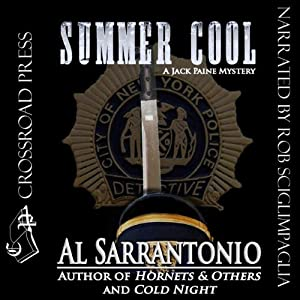 Summer Cool: A Jack Paine Mystery, Book 2 | [Al Sarrantonio]
