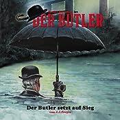 Der Butler setzt auf Sieg (Der Butler 1) | J.J. Preyer