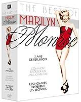 The Best of Marilyn Monroe : Sept ans de réflexion + Les hommes préfèrent les blondes + Comment épouser un millionaire