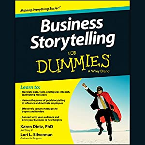 Business Storytelling for Dummies Audiobook