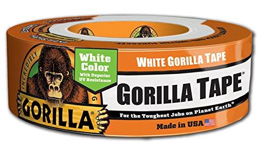 30yd White Gorilla Tape image