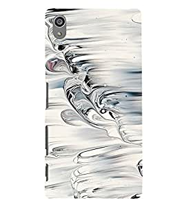 Abstract Art Painting 3D Hard Polycarbonate Designer Back Case Cover for Sony Xperia Z5 Premium (5.5 Inches) :: Xperia Z5 Plus