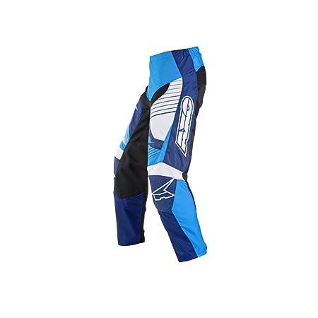 AXO MX3T0047 BA-SR JR Pantalon de Motocross