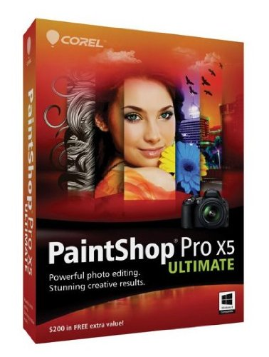PaintShop Pro X5  Ultimate