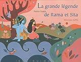 vignette de 'La grande légende de Rama et Sita (Patrice Favaro)'