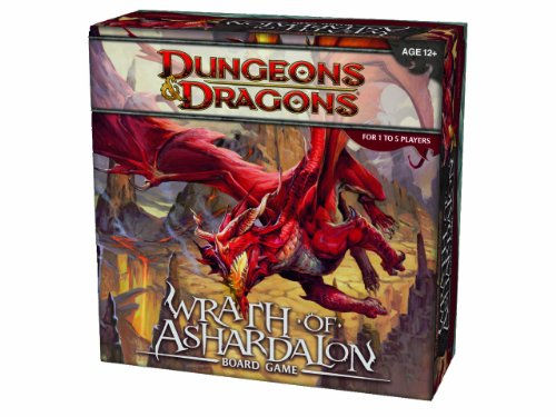 Wizards of the Coast 214420000 – Wrath of Ashardalon – Brettspiel