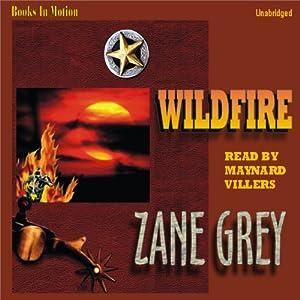 Wildfire Audiobook