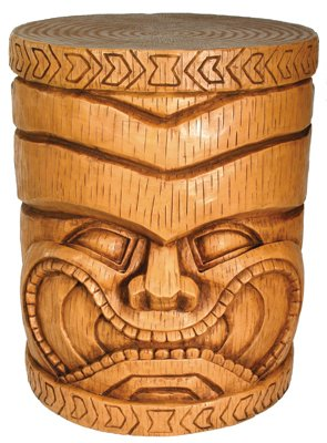 Bon Best If Youu0027re Interested Tiki Stool   Collectible Hawaiian Decoration  Sculpture Chair Furniture Click For Special Attention.