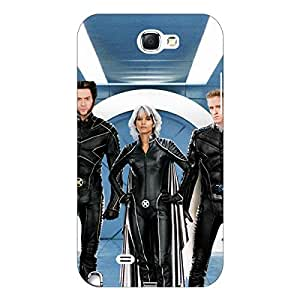 Jugaaduu X-men Back Cover Case For Samsung Galaxy Note 2 N7100