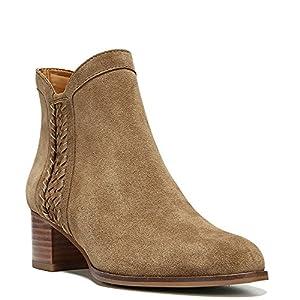Franco Sarto Artist Collection Chenille Women's Boot 9 B(M) US Desert