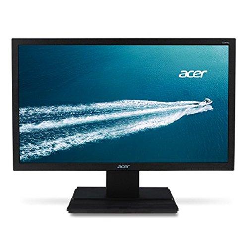 "Acer V196 Ecran PC LED 19"" (48,26 cm) 1440 x 900 5 ms VGA/DVI Noir"