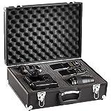 Solidguard by Brubaker valise photo en aluminium semi professionnelle trois modèles