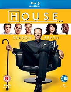 House Season 7 [Blu-ray] [Region Free]