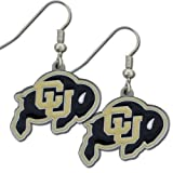 Colorado Golden Buffaloes Dangle Earrings - NCAA College Athletics Fan Shop Sports Team Merchandise