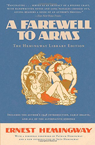 the influences of ernest hemingway in writing a farewell to arms A farewell to arms is, in my estimation, ernest hemingway's finest novel   popular in the 980s were articles analyzing the influence of other writers upon.