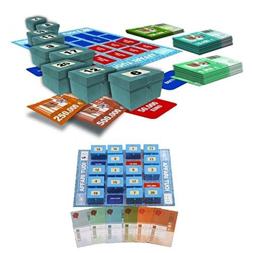 Editrice giochi eg gioco di societ da tavolo affari tuoi - Gioco da tavolo affari tuoi ...