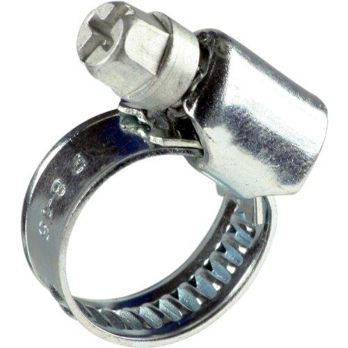 SaniFri 470010470 Fascette stringitubo 8-16 mm, larghezza nastro 9 mm, norma DIN 3017, confezione da 10