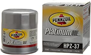 Pennzoil HPZ-37 Platinum Spin-on Oil Filter by Pennzoil