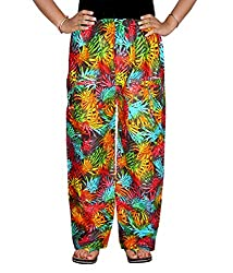 Bright & Shining Women MultiColor Cotton Pyjama