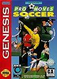 Pro Moves Soccer - Sega Genesis