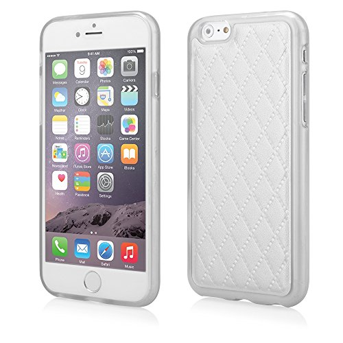 stylish-thermoplastic-polyurethane-silicone-back-case-protective-cover-white-trendy-with-faux-leathe