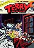 Terry and the Pirates 7: The Hunter (0918348420) by Caniff, Milton