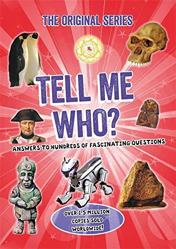 Tell Me Who? (Tell Me Series)
