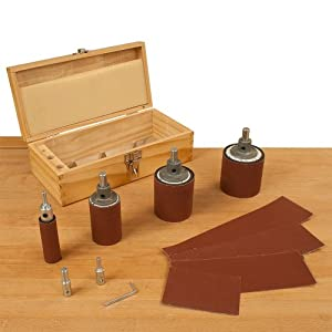 SLEEVELESS DRUM SANDER KIT By Peachtree Woodworking - PW123