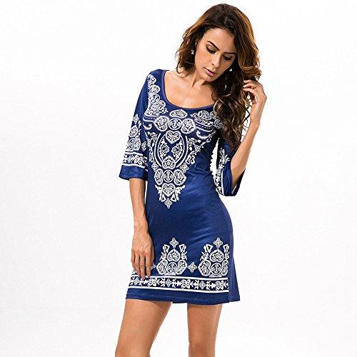 Women-Dress-Misaky-Summer-Dress-Print-Patchwork-Short-Maxi-Party-Dresses