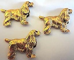 DECORATIVE GOLDEN DOG