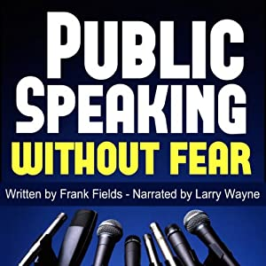 Public Speaking Without Fear Audiobook