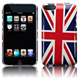 IPOD TOUCH 2 BACK COVER CASE - UNION JACK 8GB, 16GB, 32GB, 64GBby Qubits